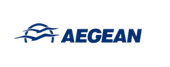 Logo of Aegean Airlines