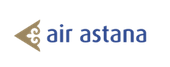 Logo of Air Astana